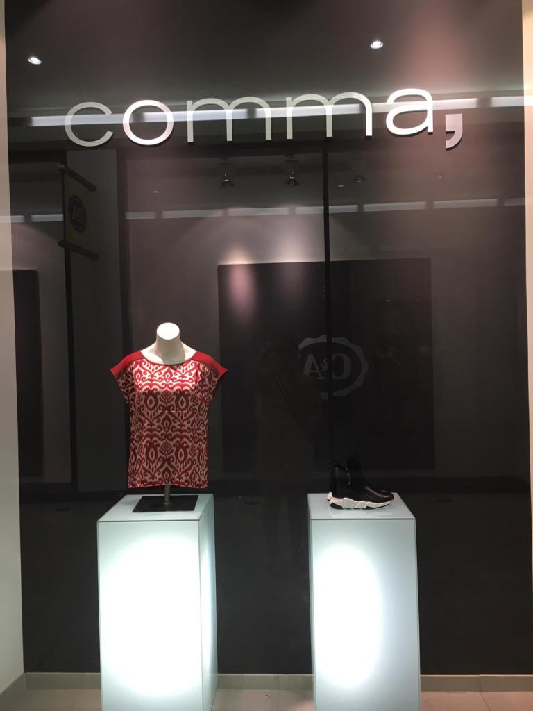 New Collection - comma 10