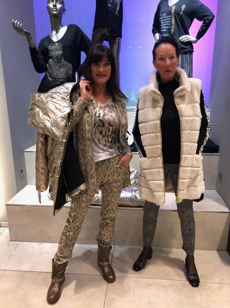 Mico en vogue - Fashionshow H/W 04